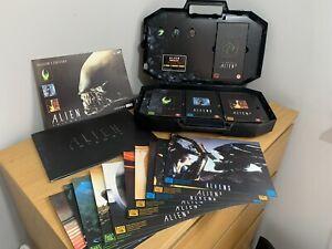 Alien Trilogy Facehugger VHS Boxset