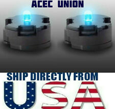 2 X High Quality MG 1/100 QANT Raiser Gundam BLUE LED Lights - U.S.A. SELLER