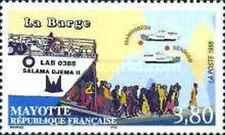 Timbre Bateaux Mayotte 56 ** année 1998 lot 14245