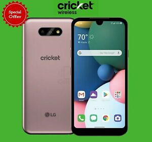 BRAND NEW! LG Fortune 3 LMK300AM - 16 GB - (Cricket Wireless) Original!