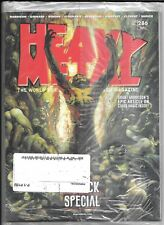 Heavy Metal Magazine #286 B Magick Special 2017 Frazetta Cover Factory Sealed