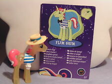 My little Pony Blind Bag Flim Skim mit Karte - Kombiversand möglich!