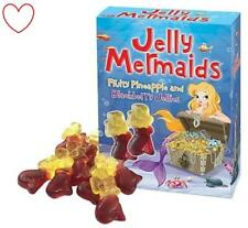 Edible Jelly Mermaids Sweets Candy Fun Novelty Gift Girls