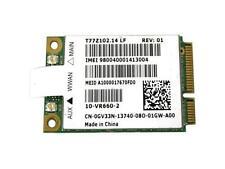 Dell 5620 Laptop WCDMA ATT GPRS 2G 3G WWAN GV33N 0GV33N Wireless Mini PCI-E Card