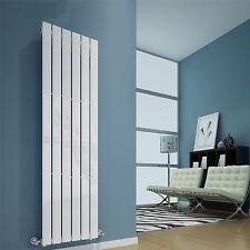 LEON White 1600x452 Vertical Flat Panel Designer Radiator Central Heating