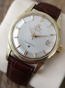 Omega Constellation PiePan Vintage Mens Watch 1961, Serviced + Warranty