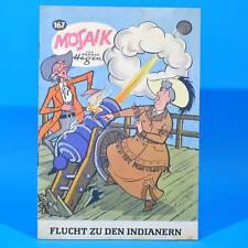 Mosaik 167 Digedags Hannes Hegen Originalheft   DDR   Sammlung original MZ 11