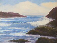Chet Bittner Monterey,  California. Painted with Bennett Bradbury and greats.