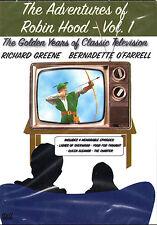 The Adventures of Robin Hood - Vol. 1 (DVD) Richard Greene, Bernadette O'Farrell