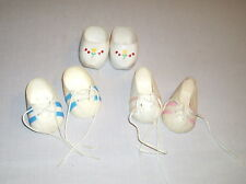Vintage Cabbage Patch Kids CPK Doll Shoes