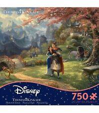 🧩 Thomas Kinkade Disney Mulan Blossoms of Love 750 Piece Puzzle by Ceaco 🧩