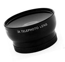 Telephoto Lens for Sony DCR-HC85E HXR-MC50E HXR-MC1500 HXR-MC1500P HXR-MC1500E
