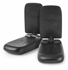Meliconi AV 100 Mini Drahtloser Audio-/Video-Sender schwarz