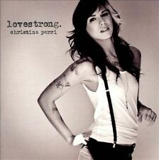 Lovestrong [Enhanced] by Christina Perri (CD, 2011, Atlantic (Label)) NEW