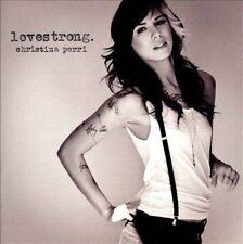 Lovestrong [Enhanced] by Christina Perri (CD, 2011, Atlantic (Label)) NEW