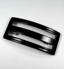 NEU 9cm HAARSPANGE in schwarz mit PATENTVERSCHLUß HAARKLAMMER HAARCLIP
