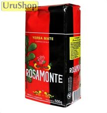 Y19 Yerba Mate Rosamonte w/stem 500g Mate té Argentina