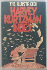 RARE! THE ILLUSTRATED HARVEY KURTZMAN INDEX 1976 Lim Ed 1st Print By Glen Bray