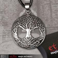 Weltenbaum Asatru Lebensbaum Yggdrasil Weltenesche Irminsul Amulett BK5500
