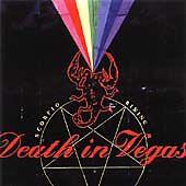 """Death in Vegas """"Scorpio Rising"""" CD Album: Feat: Liam Gallagher (New & Sealed)"""