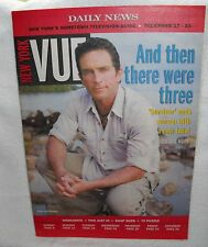#4389 Daily News New York Vue December 17-23 2006 Television Guide Jeff Probst