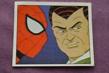 VIGNETTE STICKERS PANINI  SPIDER-MAN SPIDERMAN MARVEL COMICS 1995 N°189