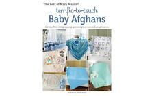 Leisure Arts 6574 Terrific To Touch Baby Afghans Bk