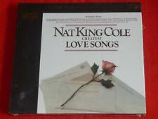 NAT KING COLE LOVE SONGS Greatest JAPAN XRCD