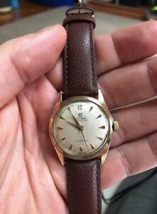 Cyma Navystar Cymaflex Gold Vintage c1956 Manual Gents' Watch