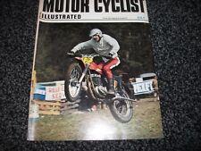 VINTAGE MOTOR CYCLIST ILLUSTRATED MAGAZINE - July 1969