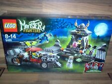 Lego - Monster Fighters - Set 9465 - The Zombies Exclusive / 2012 Neuf Rare