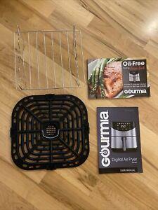 gourmia air fryer Parts