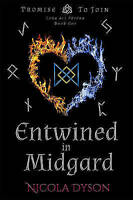 Entwined in Midgard, By Nicola Dyson,in Used but Good condition