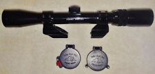 Bushnell Sportview Rifle Scope with Holden Ironsighter and Butler Creeks