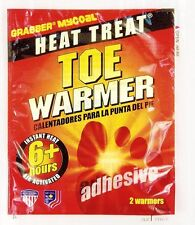 Grabber Toe Warmers Adhesive  6hrs For Work, Skiing, Extreme Cold Weather 4823