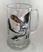 Vintage Schmidt Beer Collector Series Mug VIII Bald Eagle