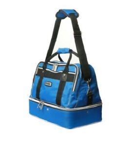4 Bowl Lawn Bowls Carry Bag with Shoe Pocket and Shoulder Strap
