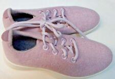 AllBirds Womens Wool Runners Light Pink W/ Cream Sole Size 5