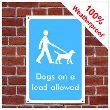 Cani Su Piombo Consentito Simbolo Informazioni Segno INF22 Durevole E Intemperie