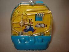 Figurine - Super Mario Bros - Mini Games Figures - Flipper Bleu - Nintendo