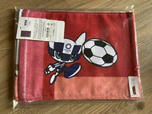 Tokyo Olympics Olympic Soccer Official Towel