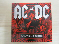 CD /   AC/DC ‎– Anything Goes / Big Jack   / PROMO / MUSTER / RARITÄT /