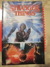 Stranger Things Ashcan #1 Comic Preview Dark Horse Comics NM 9.4 Near Mint