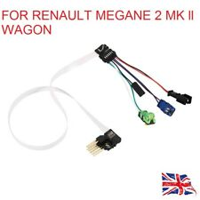 Repair Wire Clock Spring Spiral AirBag Cable for RENAULT MEGANE 2 MK ll WAGON UK