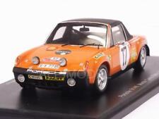 Porsche 914/6 #17 Rally.Monte Carlo 1971 Andersson - 1:43 SPARK S5584
