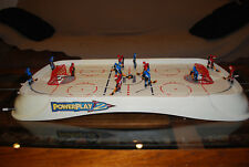 VINTAGE COLECO TABLE HOCKEY GAME POWER PLAY 2  WINNWELL