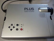 Plus U2-1130 Projector, Works Great