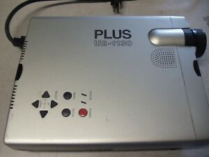 Plus U2-1130 Projector, Works Great