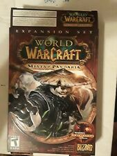 World of Warcraft: Mists of Pandaria (Windows/Mac: Mac and Windows, 2012) cib