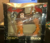 Stridor Complete Masters of the Universe He-Man Figure Lot MOTU Mattel with Box